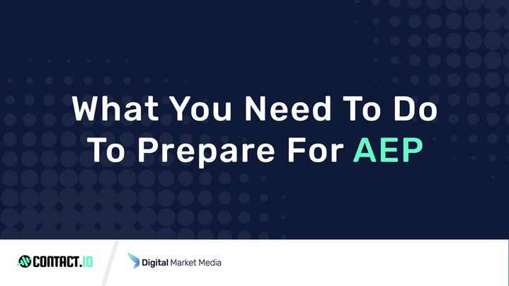 4 Ways Medicare Call Buyers Should Prepare for AEP Now
